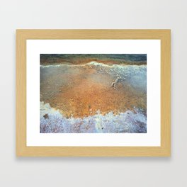 Kansas Sands Framed Art Print