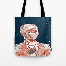 Beyond space mercenary Tote Bag
