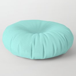 Tiffany Blue Floor Pillow