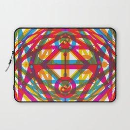 4 Corners of Abundance (close) Laptop Sleeve