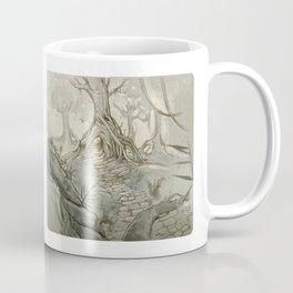 Drawings a Forest Coffee Mug