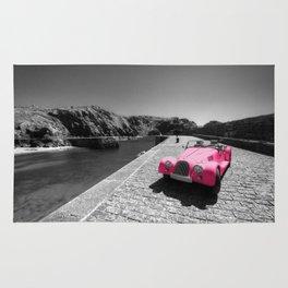 Pink Morgan at Mullion  Rug