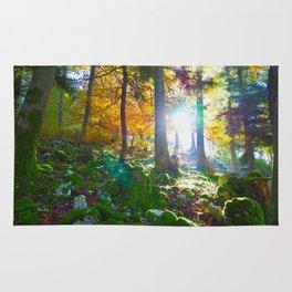 Forest inspiration Rug