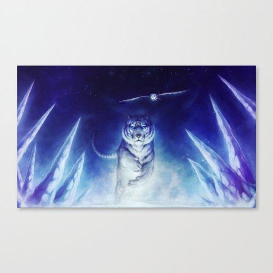 """""""Precursor"""" Canvas Print"""