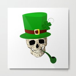 Happy St.Patrick  Metal Print