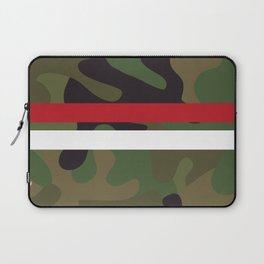 Pattern Army Camouflage Laptop Sleeve