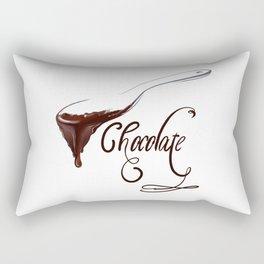 Сhocolate Rectangular Pillow