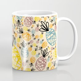 A Pineapple Summer Coffee Mug