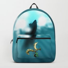 Mischievous Pikes Backpack