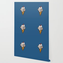 Ice Cream Books Wallpaper