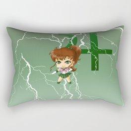 Sailor Jupiter Rectangular Pillow