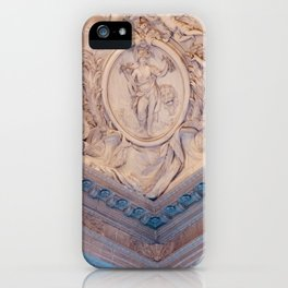Marseille Cherubs  iPhone Case