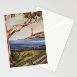 View from the Fort Sewell Stationery Cards