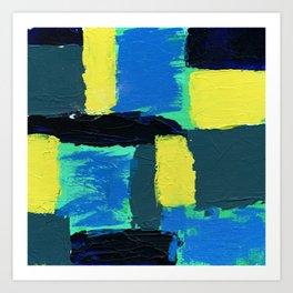 Abstract Expression No. 13 Art Print