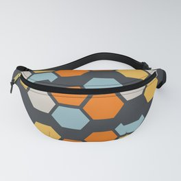 Sam (Gray Blue) Fanny Pack