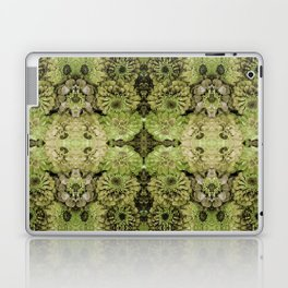 Forest fairy floral,nature, woodland, hippie, mandala, psychedelic Laptop & iPad Skin