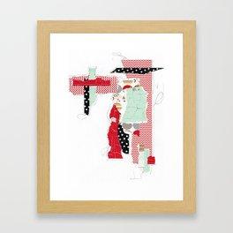 Composition Study No.3 Framed Art Print