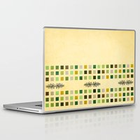flora Laptop & iPad Skins featuring Flora by Diogo Verissimo