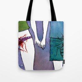 LOVEBUZZ Cover Tote Bag
