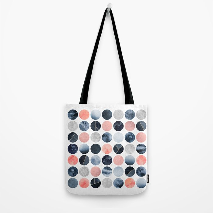 Pretty Dots Tote Bag