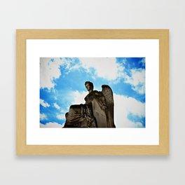 ANGELS & DEMONS Framed Art Print