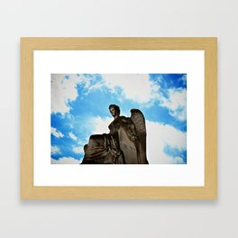 ANGELS & DEMONS Framed Art Print
