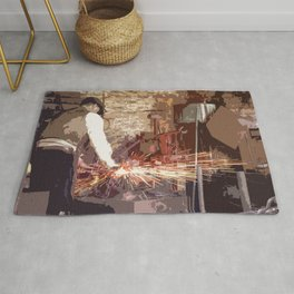 The Forge Rug