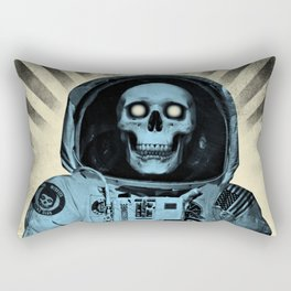 Punk Space Kook Rectangular Pillow