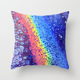 Bang Pop 178 Throw Pillow