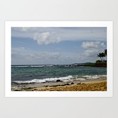 Hawaii  Art Print
