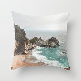 Big Sur Throw Pillow