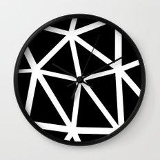 Seg Zoom 3 Wall Clock