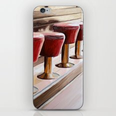 OK OK Diner iPhone & iPod Skin
