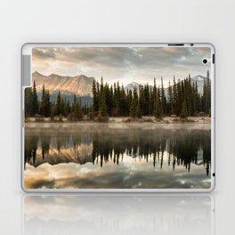 morning reflection Laptop & iPad Skin