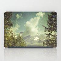 italian iPad Cases featuring Mountain View - Italian Alps by Dirk Wuestenhagen Imagery