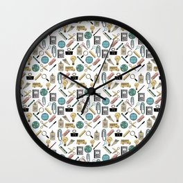 Back to school 1 Wall Clock