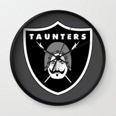 Taunters Wall Clock