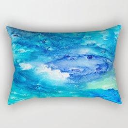 Caribbean Dreams Rectangular Pillow