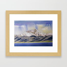 Waters of Life Framed Art Print