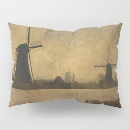 Kinderdijk Pillow Sham