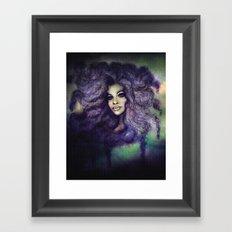 Dreamy Night Framed Art Print