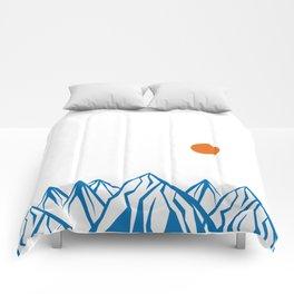 Napoleon Mountain Comforters