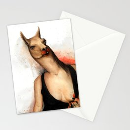 lama Stationery Cards