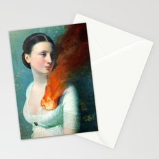 Portrait of a Heart Stationery Cards