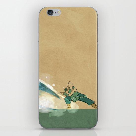 Avatar Korra iPhone & iPod Skin