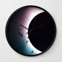 Solar Dance Wall Clock