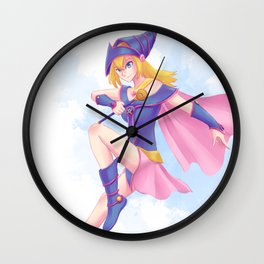 Dark Magician Girl Wall Clock