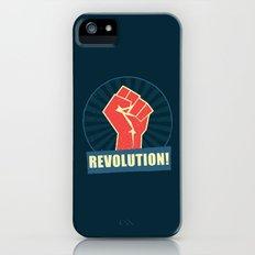 REVOLUTION! iPhone (5, 5s) Slim Case