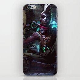 Classic Ekko League Of Legends iPhone Skin