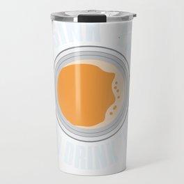 I Sink Em You Drink Em Beer Pong College Drinking Game  Travel Mug
